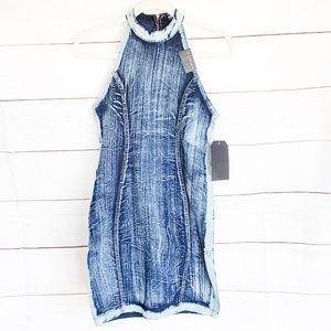 Fashion Nova High Intensity Dress Large *NWT*